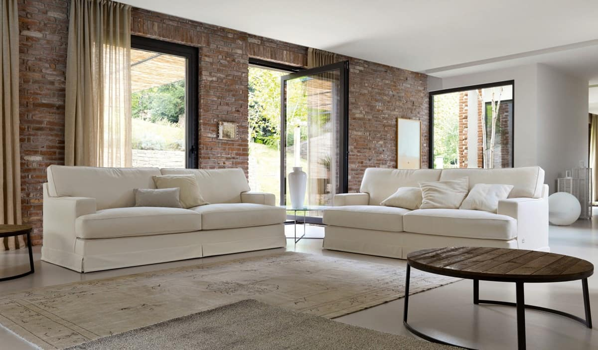 Idfdesign sedie tavoli mobili divani letti arredo for Salotti eleganti classici