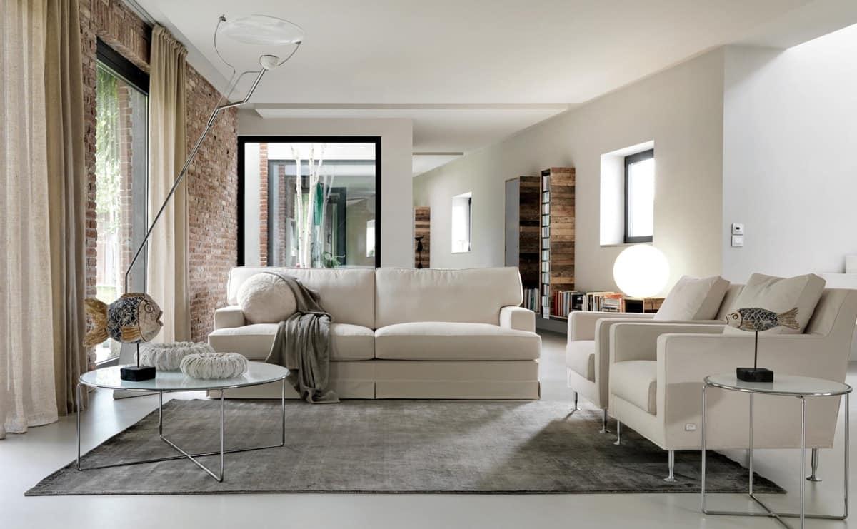 Idfdesign sedie tavoli mobili divani letti arredo for Salotto moderno immagini