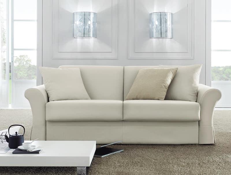 Imbottiti divani divani letto idf for Divano convertibile