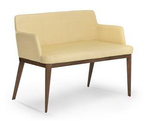 Kate sofa, Divanetto relax per hotel