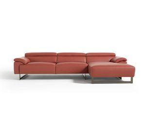 Malika, Divano dal design minimal