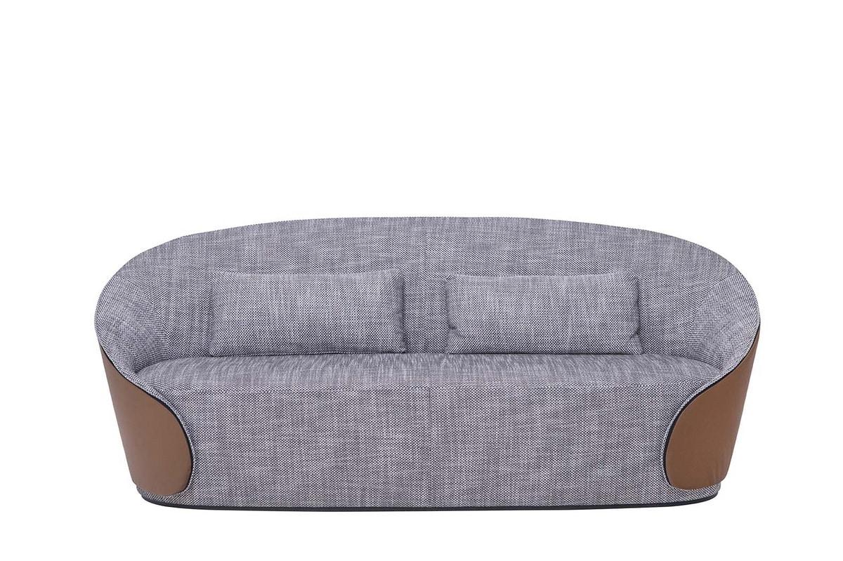 MAMA divano, Divani interamente rivestiti in pelle o ecopelle