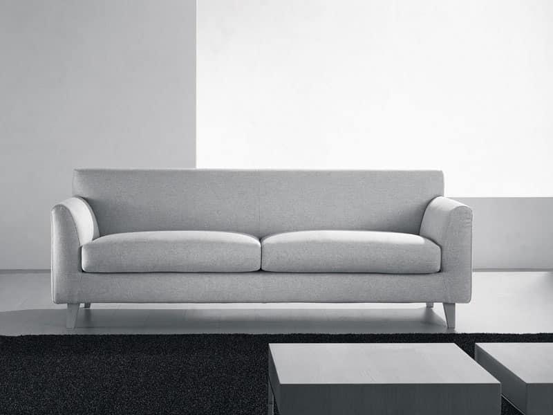 Divano moderno cuscini in varie misure per salotti - Cuscini moderni divano ...