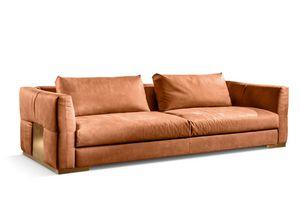 Montecarlo divano, Comodo ed elegante divano