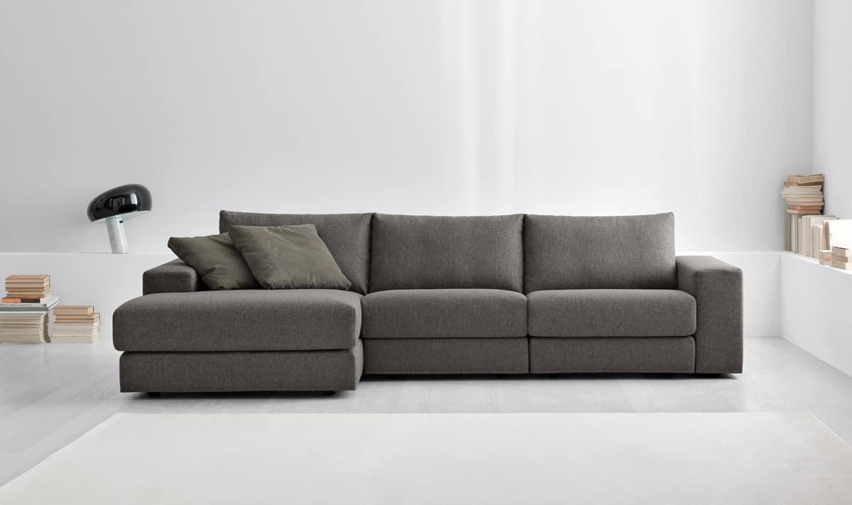 Divani Per Salotto Moderno: Divani soggiorno angolari divano ...