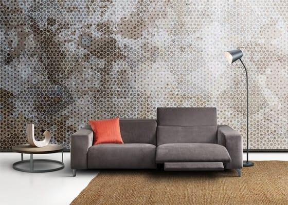 Divano con meccanismo relax divano regolabile divano for Divano angolare relax