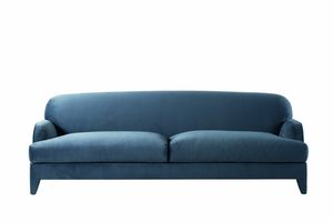 St. Germain divano, Divano rivestibile in tessuto o pelle