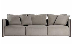 Trust divano, Divano componibile, con elementi angolari e chaise longue