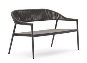 Clever divano, Divanetto per esterni resistente alle intemperie