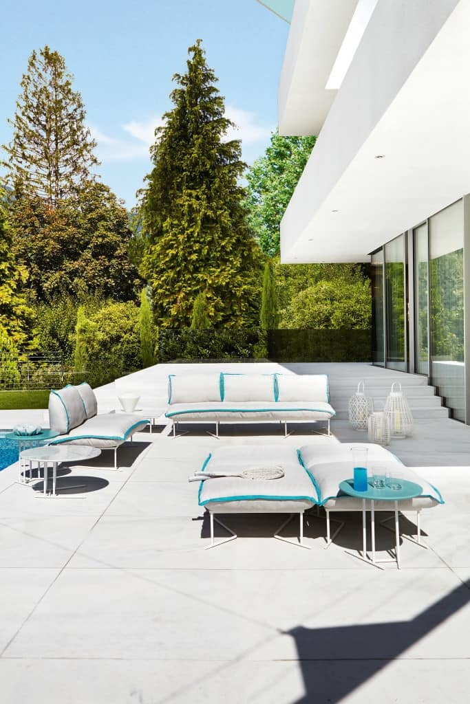 Divano Colorato Componibili ~ Idee per il design della casa
