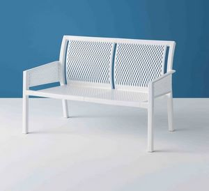 Minush Sofa, Panca a 2 posti per giardino