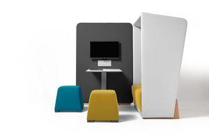 Circuit Multimedia Box, Divanetto divisorio per ufficio