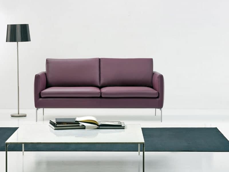 Divano da attesa divano contract divano ufficio salotti for Divano ufficio