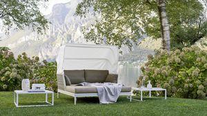 Algarve divano letto, Divano letto da giardino