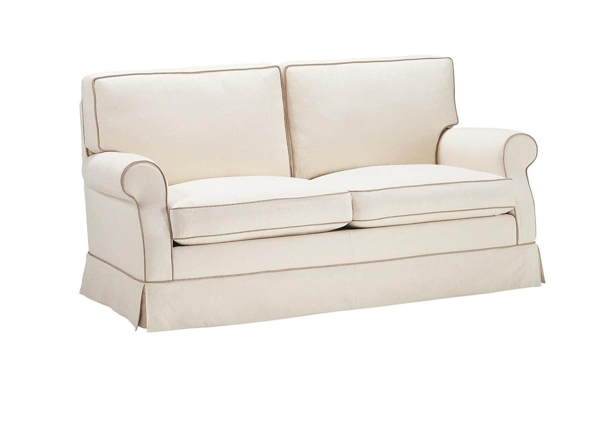 Divano con schienale alto anche in versione divanoletto - Divano schienale alto ...