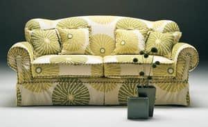 Ginger trasformabile, Divano-letto in stile classico
