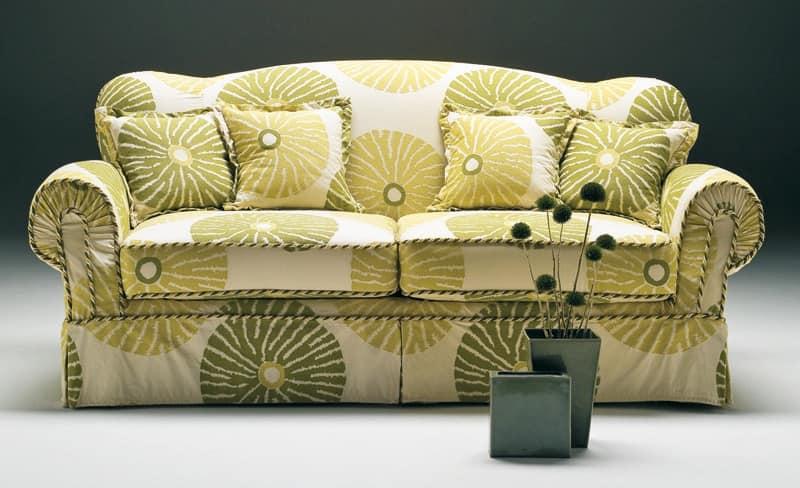 Divano-letto in stile classico | IDFdesign