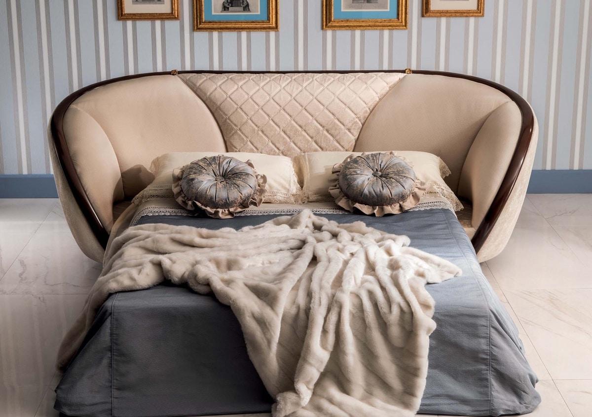 Modigliani divano 3 posti, Raffinato e pratico divano