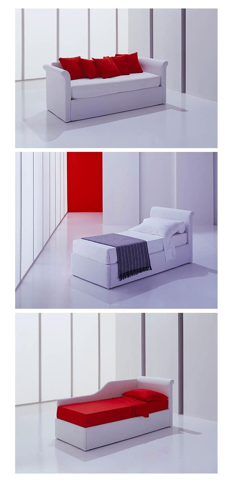 Imbottiti divani divani letto idf - Divani letto salvaspazio ...