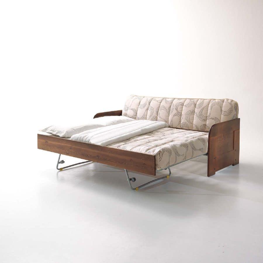 Divano letto rustico per taverne divano letto per la casa - Divano letto rustico ...