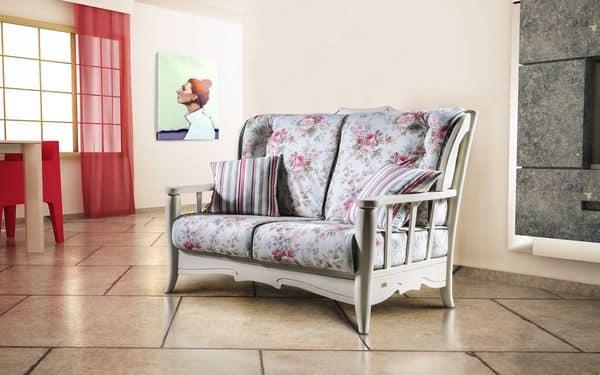 Divano letto divani divano contract st mary - Divano country rustico ...