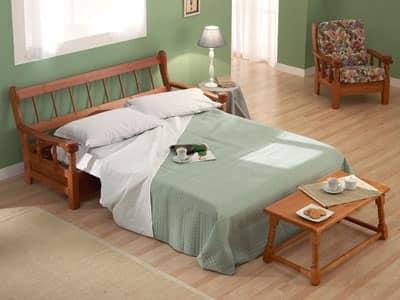 Letto ospite vienna divano letto - Smontare divano poltrone sofa ...