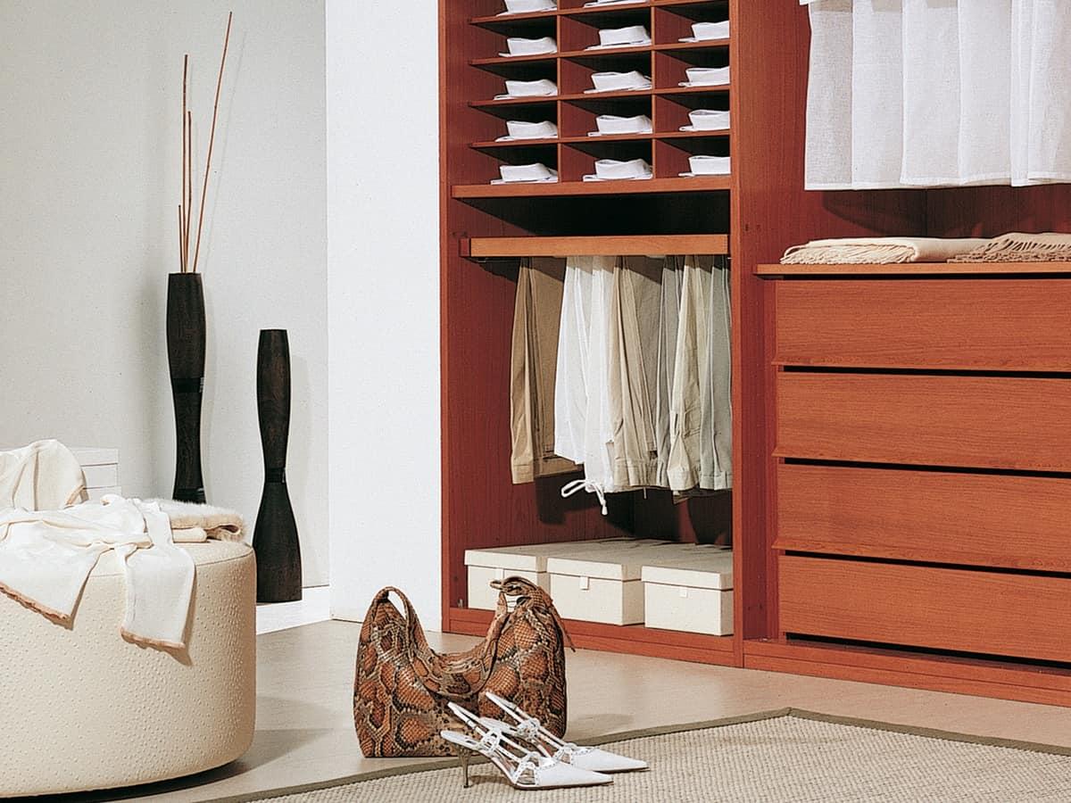 Porta Pantaloni Cabina Armadio : Accessori modulari per cabina armadio e armadi idfdesign
