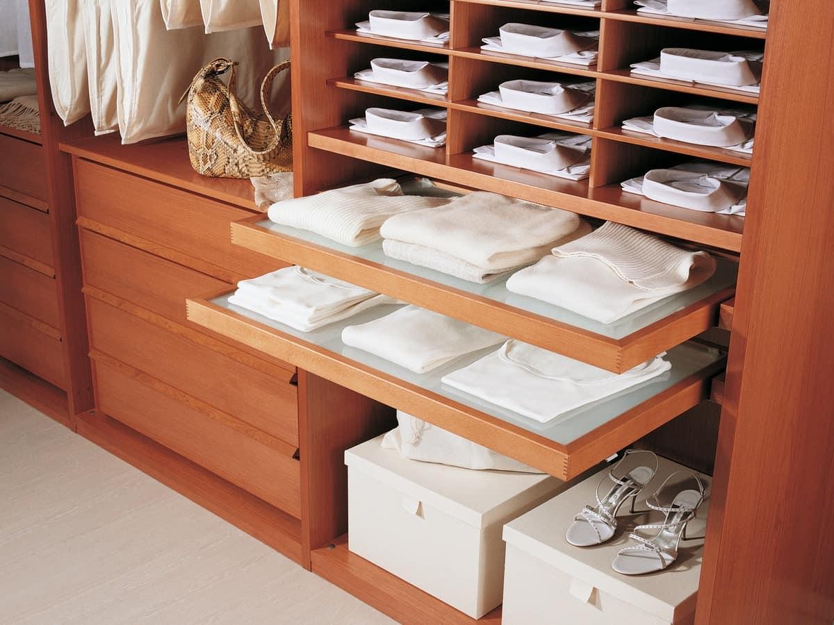 Accessori modulari per cabina armadio e armadi idfdesign - Attrezzature cabine armadio ...