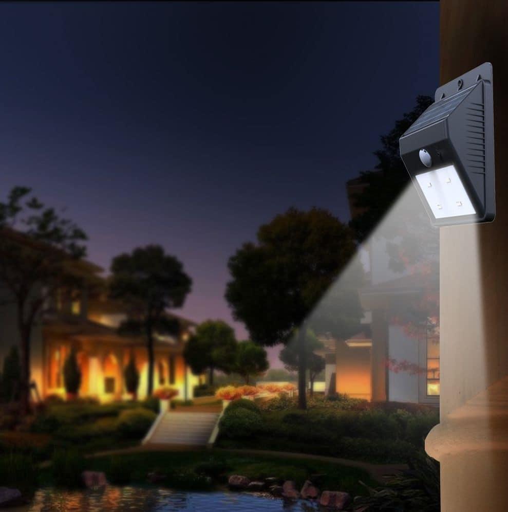 Illuminazione Gazebo Esterno: Lampade solari da giardino esterno ...