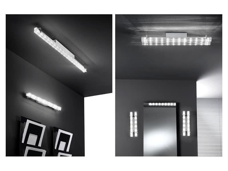 Moderne Amazon : ... Illuminazione Lampade da parete, plafoniere ...