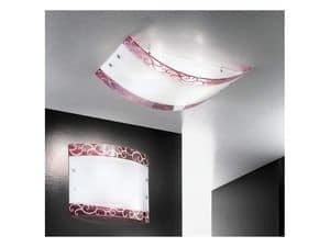 Immagine di Capriccio - Plafoniera, lampada da muro