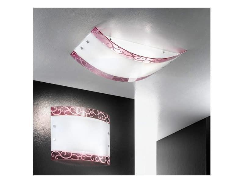 Plafoniere Da Esterno A Muro : Lampada da muro uffici idfdesign