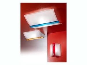 Fil plafoniera di elesi luce srl prodotti simili idfdesign - Lampade a muro design ...