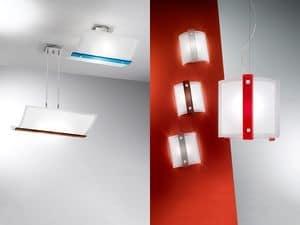 Immagine di Fil� sospensione, lampade eleganti
