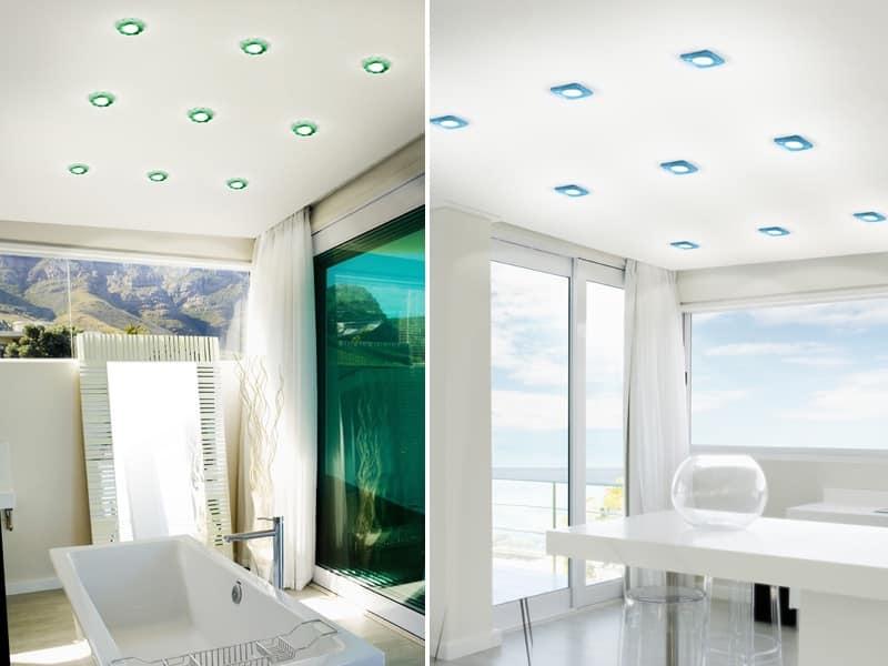 Faretti Led Moderni: Idee faretti cartongesso progettare gli interni casa viv...