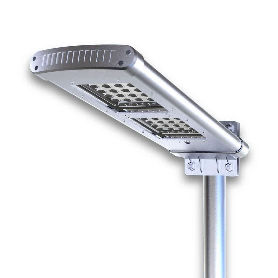 Pannello Solare Per Luce Scale : Luce led per esterni a energia solare da giardino