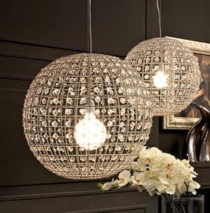 lampadari a sfera : Immagine di P119X300 Sfera Reus, lampada pendente