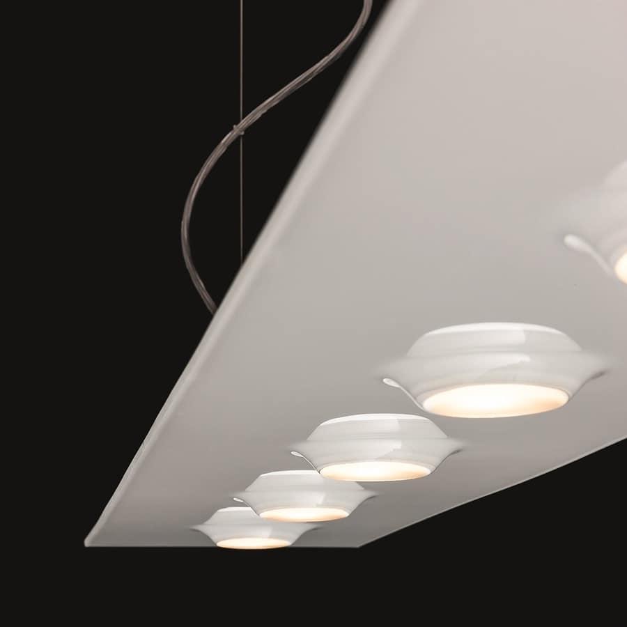 Lampada a sospensione per ufficio lampada sospensione a for Lampada ufficio design