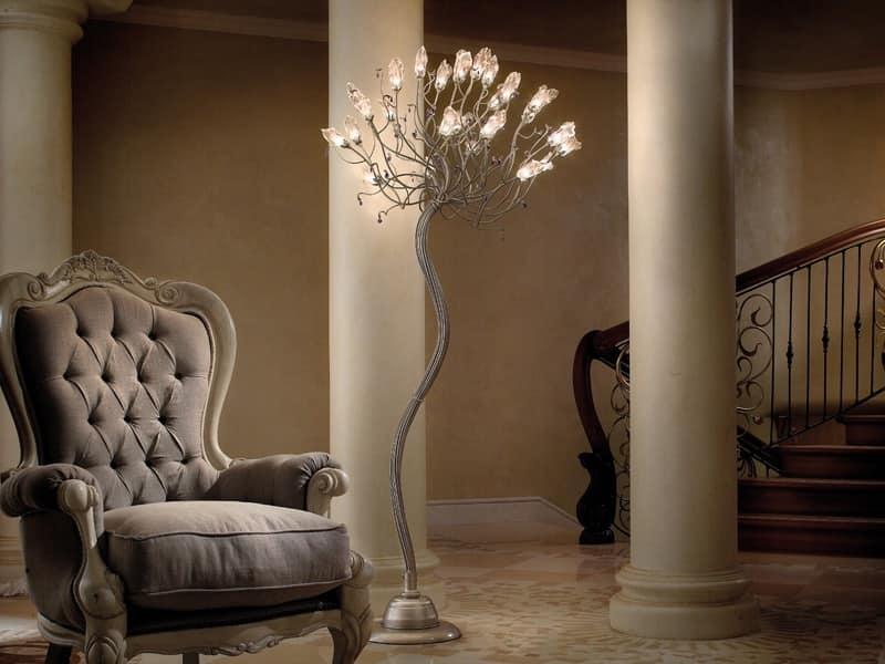 Classico Prodotti Illuminazione Lampade da terra e piantane Classiche