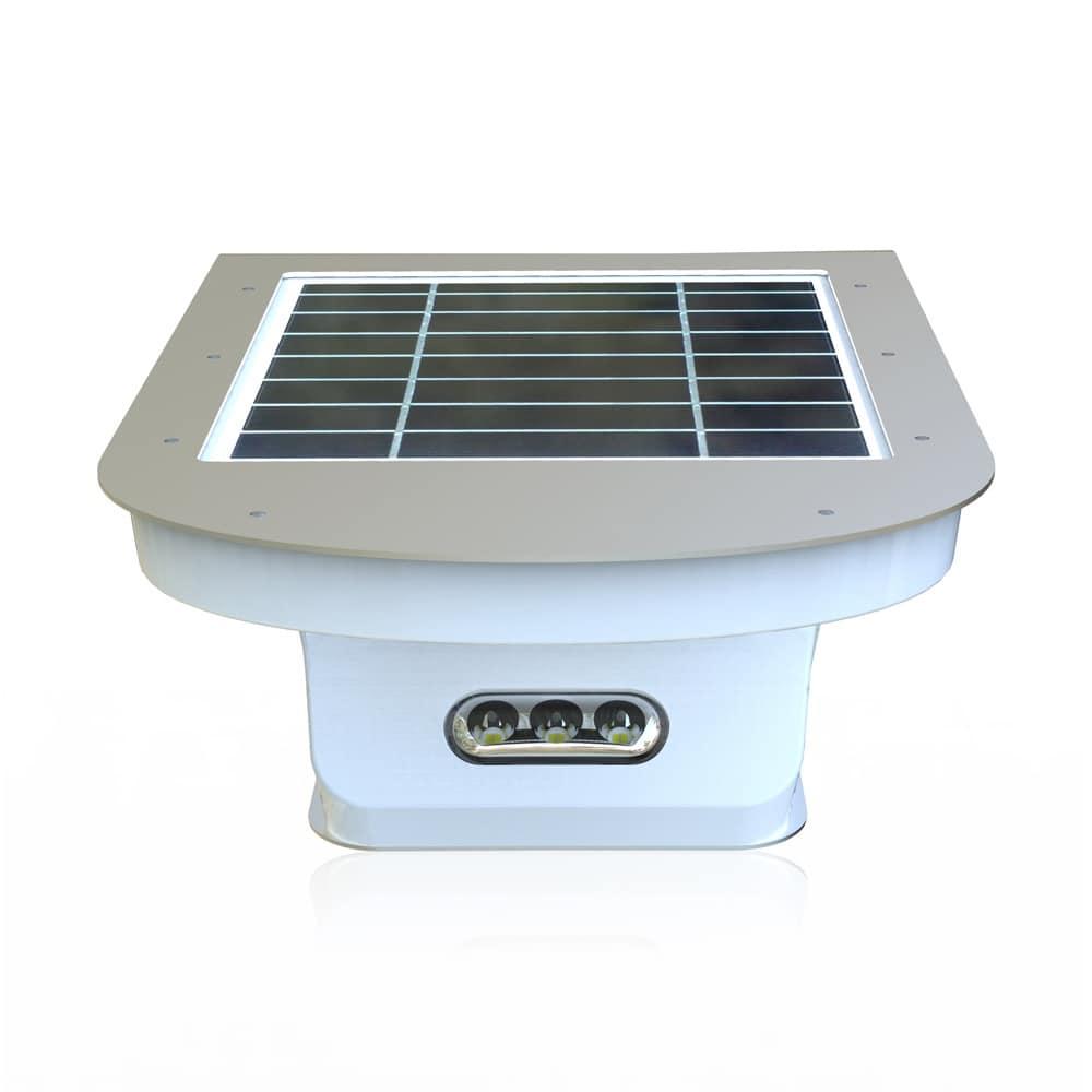 Lampade A Energia Solare Per Esterni. Gallery Of Lampada Wireless Ad Energia Solare Da Esterno ...