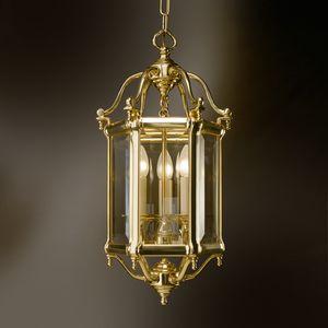 Art. 740/3, Lanterna con vetri molati sfilabili
