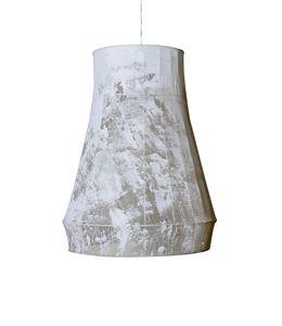 Atelier SE689S, Lampada a sospensione, con paralume decorato artigianalmente
