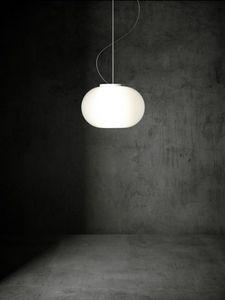 Bab� lampada a sospensione, Lampada a sospensione, con diffusore ellittico