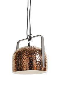 Bag SE154, Lampada a sospensione in ceramica, dal design femminile