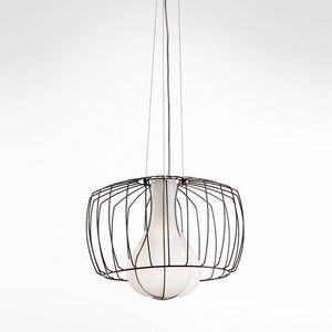 Custodito Ms439-030, Elegante lampada da da soffitto in cristallo