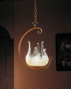 Diva 1140/S, Elegante lampadario a prezzo outlet