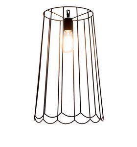 Lucilla SE650VN, Lampada a sospensione in ferro color ruggine