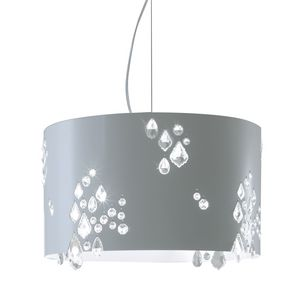 Miss Brilla SE626, Lampadari in metallo, decorati con cristalli incastonati