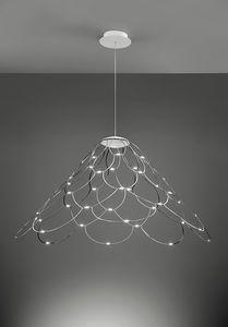 Mrs Lamoi, Elegante lampada da soffitto