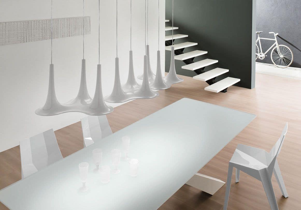 ovvio lampadari : Lampade a sospensione dal design ricercato - Nafir by Axo Light Srl